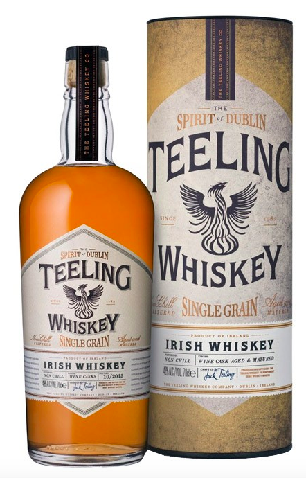 Teeling - single grain